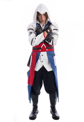 Assassins Creed Conor Costume, Assassins Creed Costume, Assassin's Creed Costume, Assassins Creed 3