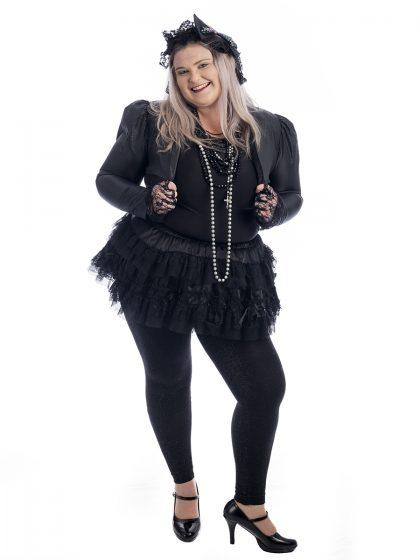 Madonna 80s Plus Size Costume, Madonna Costume, Madonna Plus Size Costume, 80s Costume, Plus Size Costumes