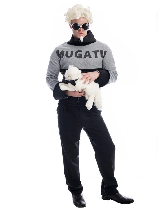 Mugatu Zoolander Costume, Mugatu Costume, Zoolander