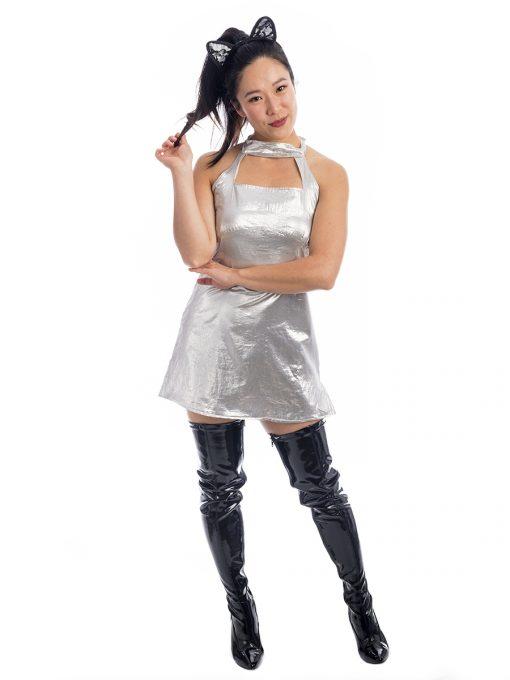 Ariana Grande Popstar Costume, Ariana Grande Costume, Ariana Grande