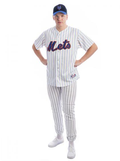 New York Mets Baseball Costume, Baseball Costume, Mets Costume, Yankees Costume, New York Mets, Baseball, American Costume