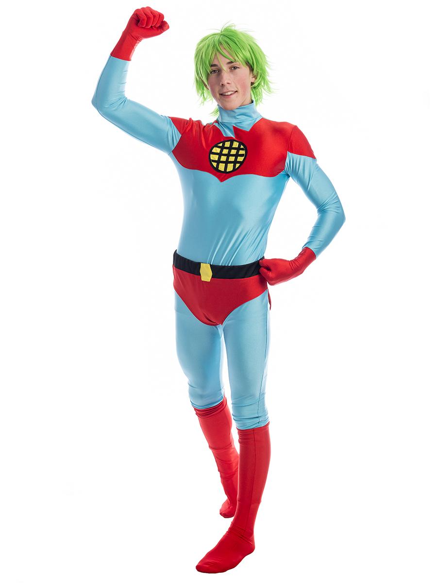 captain planet costume -creative costumes