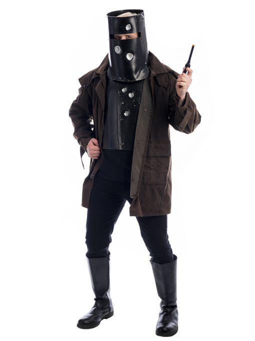 Ned Kelly Costume, Ned Kelly, Kelly Gang Costume, Bushranger Costume