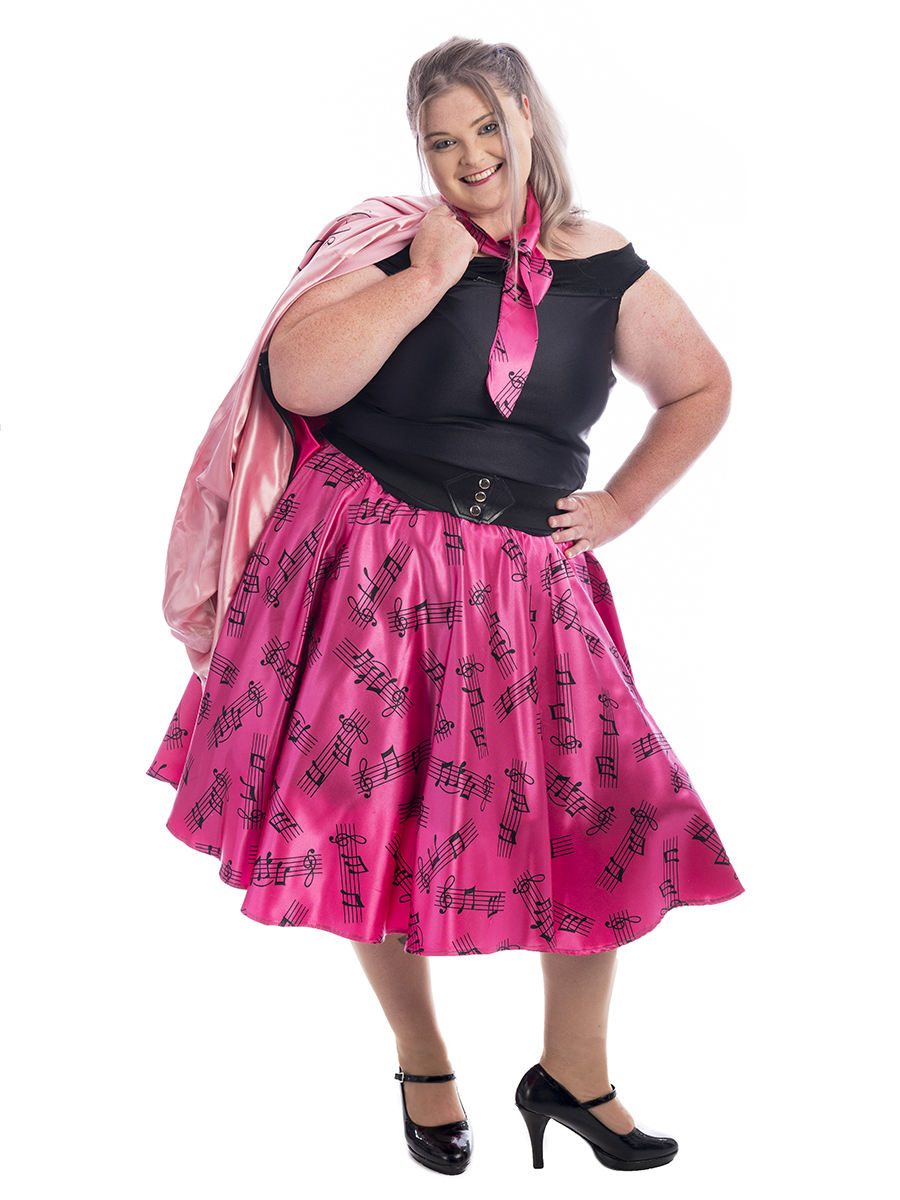 Pink Lady Plus Size Costume Creative Costumes