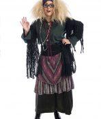 Professor Trelawney Costume, Trelawney Costume, Sybil Trelawney Costume, Fortune Teller Costume, Harry Potter Costume