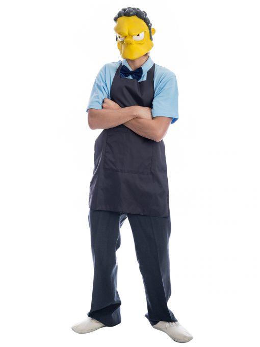 Moe Simpsons Costume, The Simpsons Costumes, Moe Costume, Moe Syzslack Costume