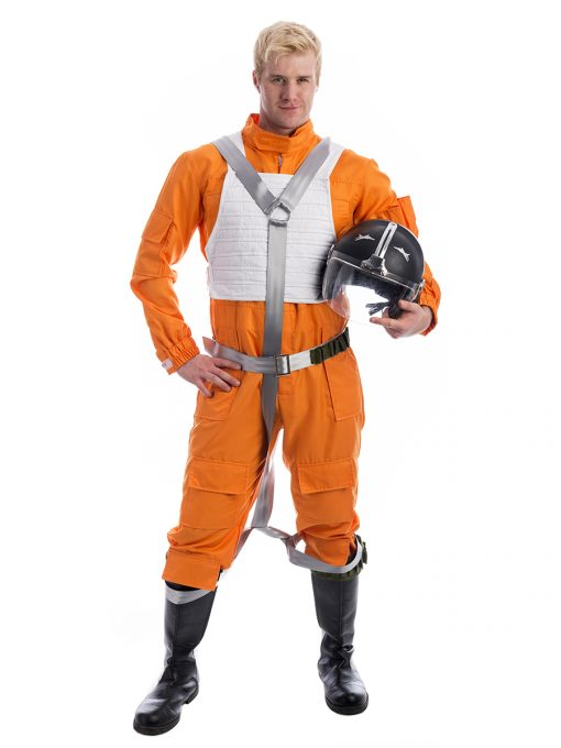 X Wing Fighter Pilot Costume, Xwing costume, star wars, luke skywalker, poe dameron costume