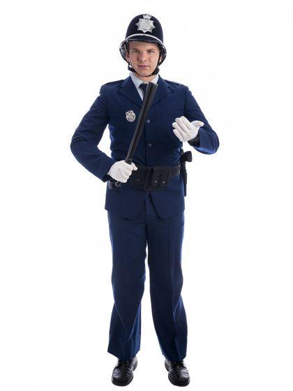 Bobby Police Officer Costume, Bobby Policeman Costume, British Policeman Costume, British Police, Bobby Police Costume, English Police Costume