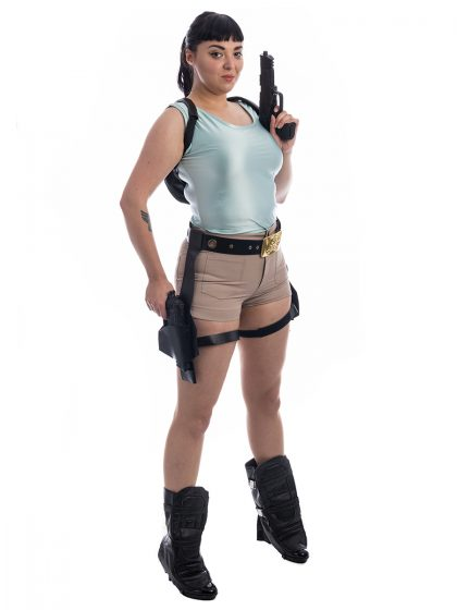 Lara Croft Tomb Raider Costume, Lara Croft Costume, Tombraider Costume, Lara Croft Tomb raider, Tombraider costume