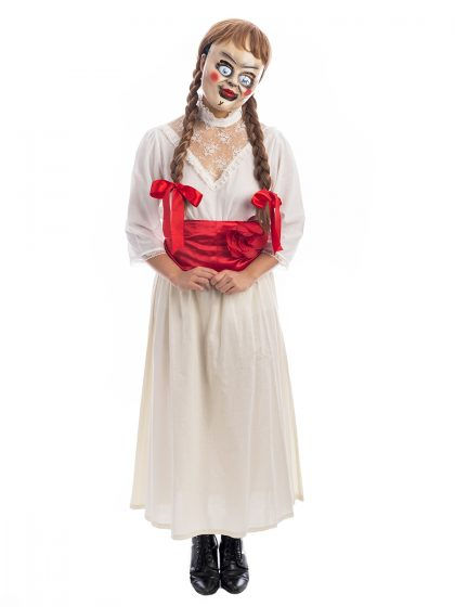 Annabelle Haunted Doll Costume, Annabelle Costume, Annabelle Doll Costume, Annabelle the doll,