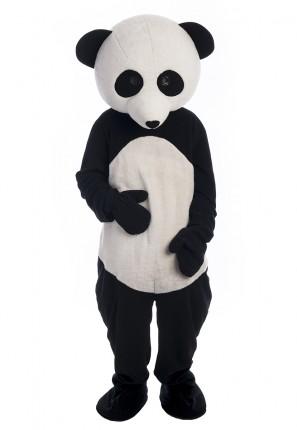 Panda Mascot Costume, Panda Costume, Panda Mascot
