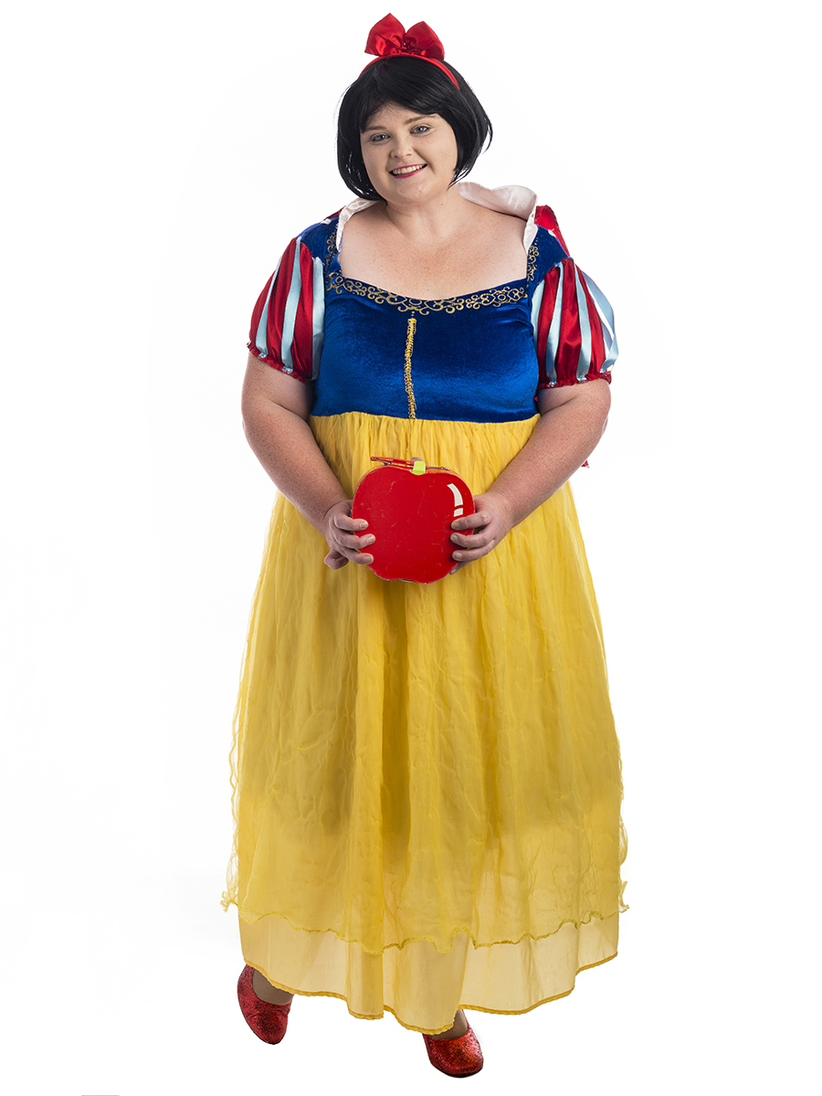 bf7eddb453c0 Snow White Plus Size Costume -Creative Costumes
