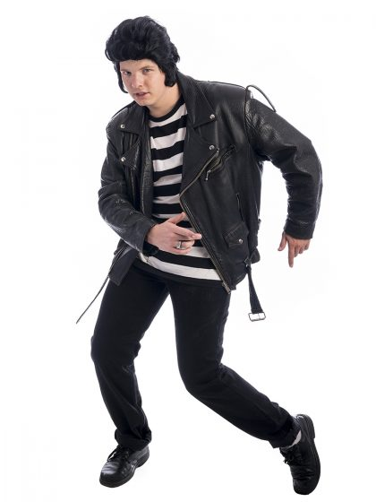 Elvis Jailhouse Rock Costume, Elvis Presley Costume, Elvis Costume, Rock Star Costume
