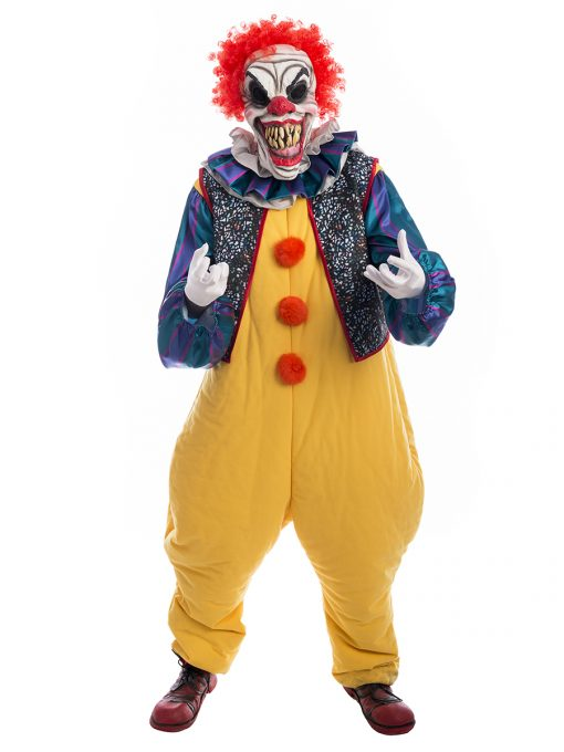 Pennywise Original IT clown costume, killer clown, scary clown, pennywise costume, clown costume, Penny wise,