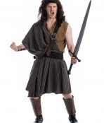 Braveheart Costume. scottish costume, braveheart