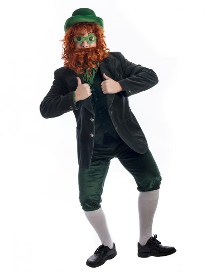 Irish Leprechaun Costume, Irish Costume, Leprechaun costume, St Patricks Day Costume
