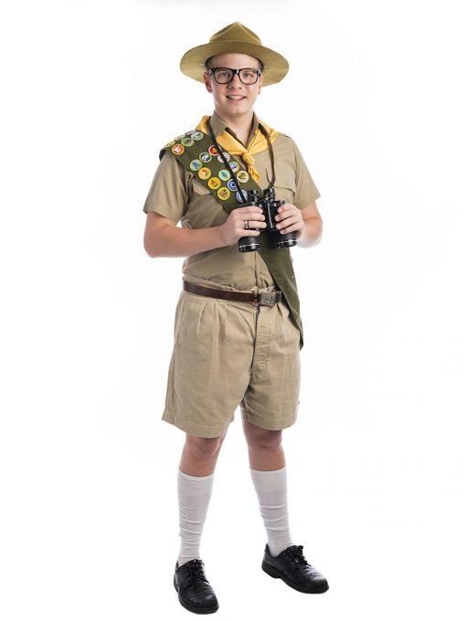 Boy Scout Costume, Moonrise Kingdom Costume, Sam Moonrise Kingdom