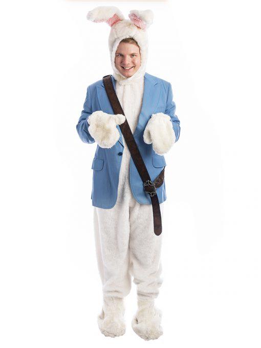 Peter Rabbit Costume, White Rabbit Costume, Beatrice Potter Costume, Bunny Costume