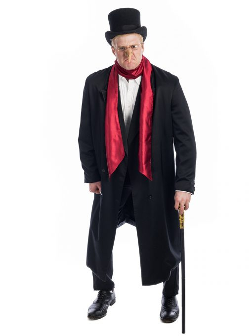 Ebenezer Scrooge Costume, scrooge, a christmas carol, ghosts of christmas past, christmas, grinch
