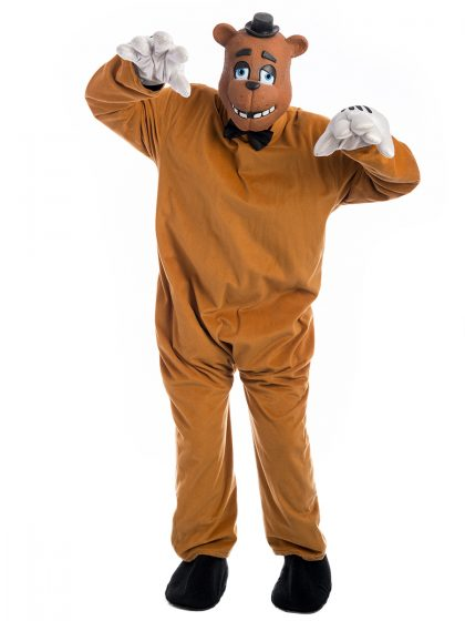 Five Nights Freddys Costume, Five nights at freddys costume, freddy, FNaF,