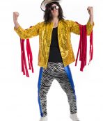 Randy Savage Wrestler Costume, Macho man, Wrestling