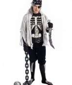 Ghost Pirate Costume, Zombie Pirate, pirate, ghost costume
