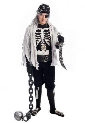 Ghost Pirate Costume, Zombie Pirate, pirate, ghost costume