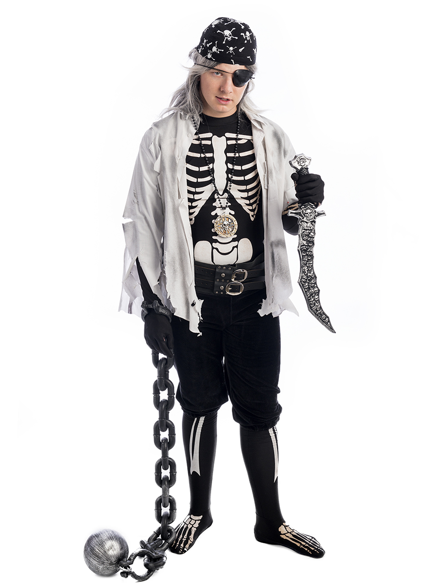 Ghost Pirate Costume Zombie Pirate pirate ghost costume  sc 1 st  Creative Costumes & Ghost Pirate Costume -Creative Costumes