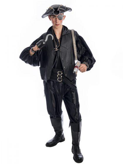 Space Pirate costume, Pirate, space, alien, star, scifi