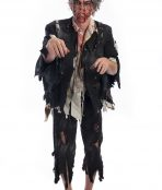 Walking Dead Zombie Costume, Horror, halloween costume