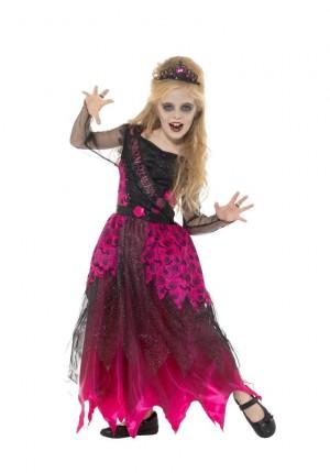 Gothic Prom Queen Costume