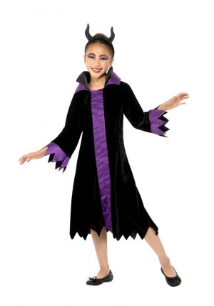 Evil Queen Costume Child