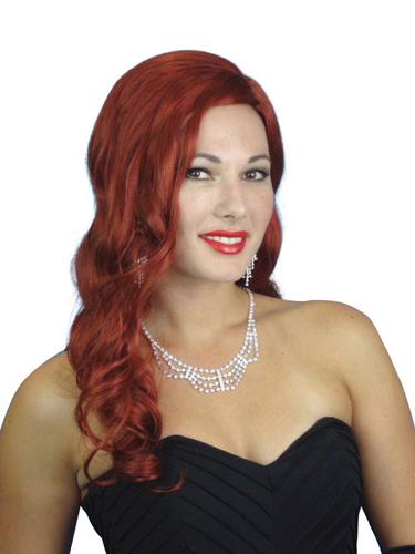 1940s Rita wig
