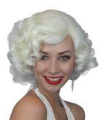 1950s blonde wig