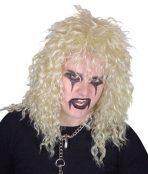 Rock star mens wig