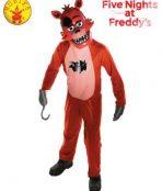 Foxy costume