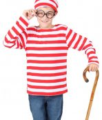 wally costume child
