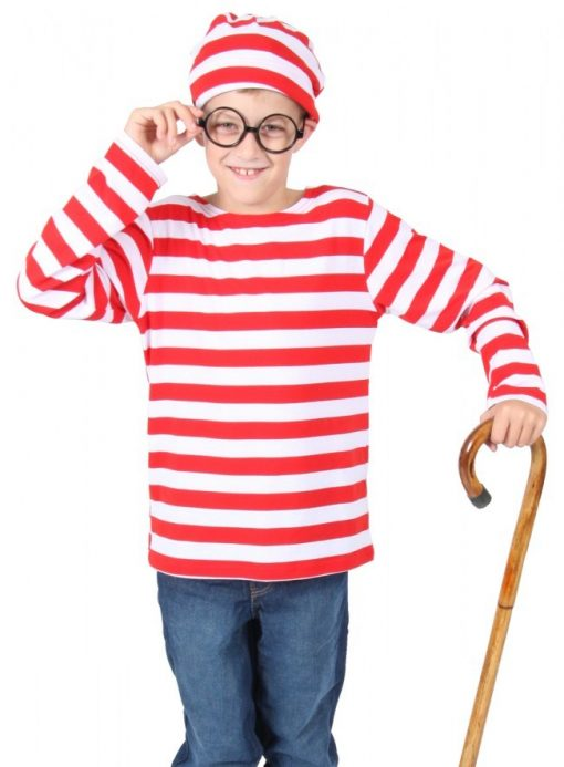 wally costume child
