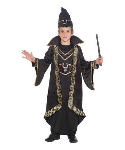 Boys wizard costume