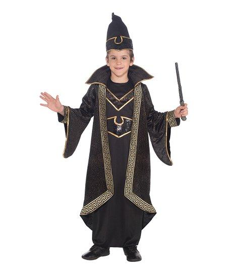 Boys wizard costume