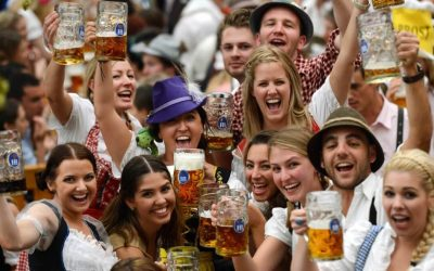 Celebrate Oktoberfest Melbourne…Rollicking Good Fun