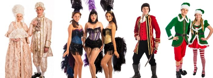 Creative Costumes is Moving Online…Which Means Exciting Costume Offers!