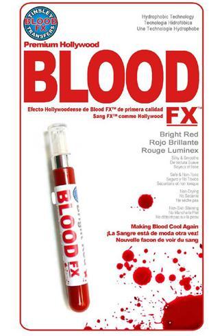 tinsley blood hydrophobic