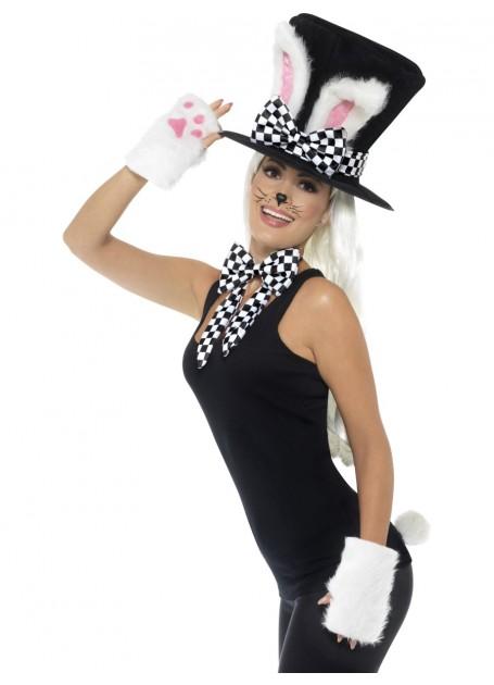 Mad hatter Rabbit accessories