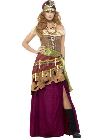 Voodoo womens costume