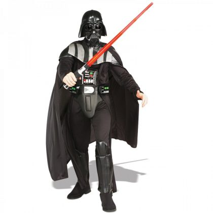 Deluxe Darth Vader costume