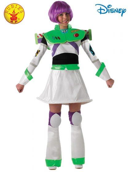 Buzz Lightyear costume girls