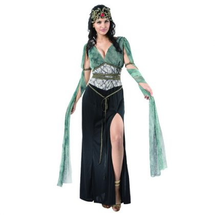 Greek medusa costume