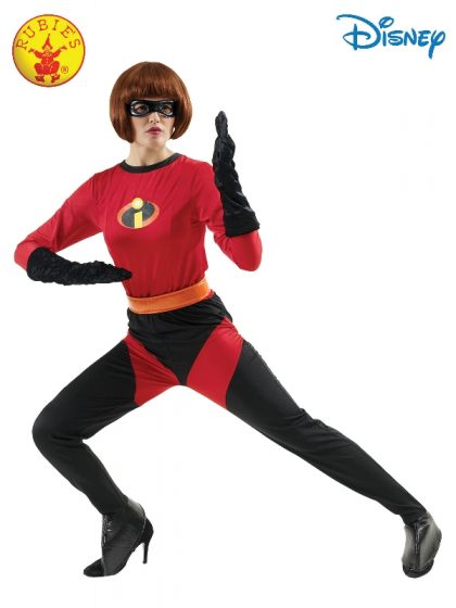 MRS INCREDIBLE COSTUME, ADULT