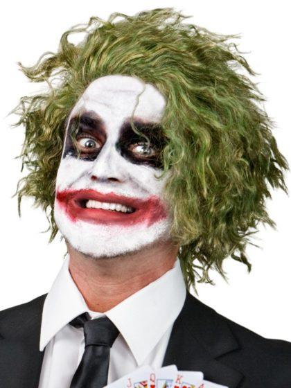 Heath LedgerJoker wig